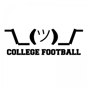 Shrug - College Football